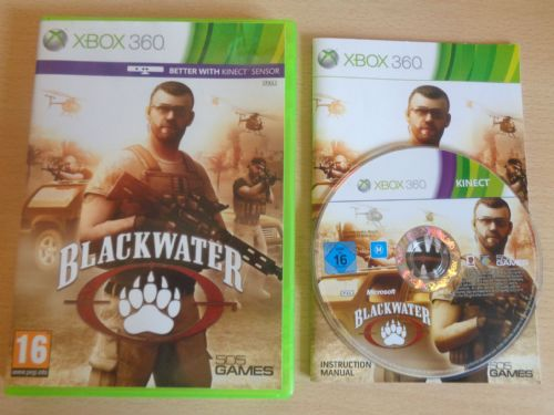Blackwater Kinect Compatible (Xbox 360)
